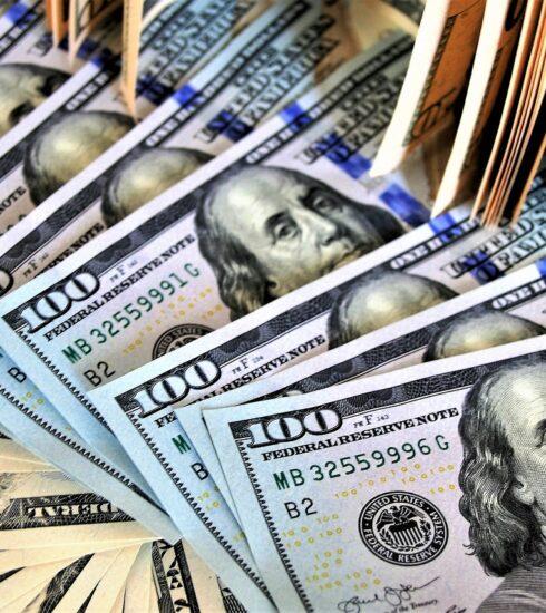 America The Dollar President  - pasja1000 / Pixabay
