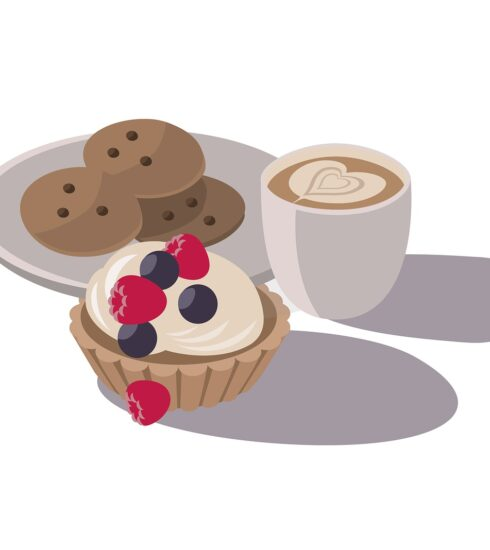 Coffee Breakfast Tomorrow Cake  - Patricia_Roman / Pixabay