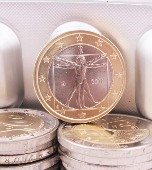 Coins Mintage Cash Money Blister  - jc_cards / Pixabay
