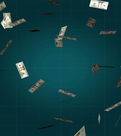 Money Dollars Finance Financial  - tommyvideo / Pixabay