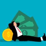 Money Rich Man Boss Relaxing Cash  - mohamed_hassan / Pixabay