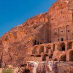 Petra Jordan Royal Tombs Sand Stone  - ChiemSeherin / Pixabay