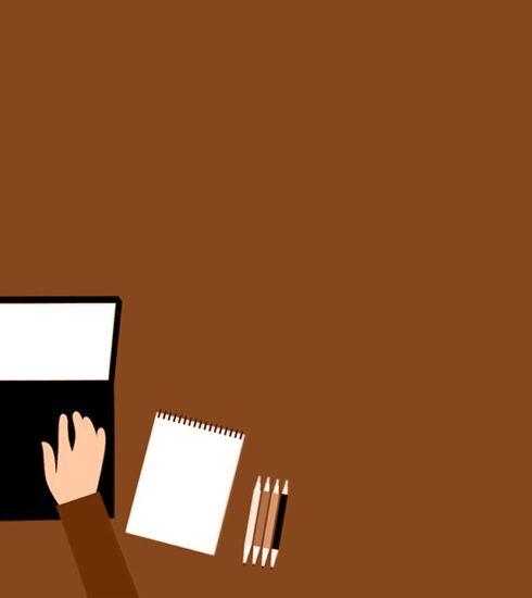 Remote Working Workspace Laptop  - chenspec / Pixabay