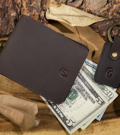 Wallet Money Flat Lay Dried Leaves  - slendersnakewallet / Pixabay
